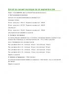 0909 Extrait du conseil municipal du 28 septembre 209