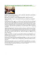 1512 Extrait du conseil municipal du 15 décembre 2015