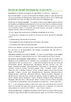 1806 Extrait du conseil municipal du 19 juin 2018