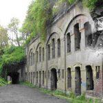 La cour intérieure du Fort