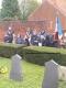 Cérémonie du 1 novembre au cimetière des militaires